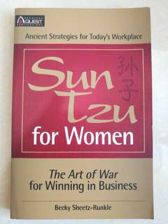 Sun Tzu for women by Becky Sheetz-Runkle