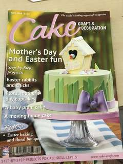 Cake craft & decoration