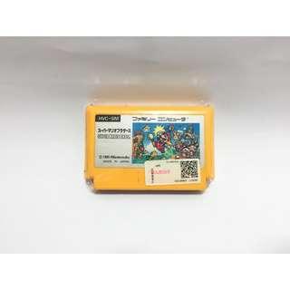 Nintendo Super Mario Bros Game Catridge 1985
