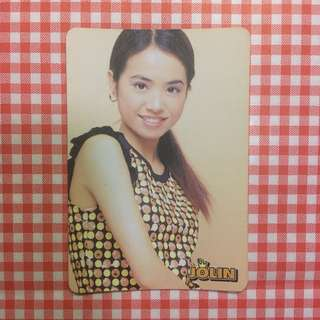 蔡依琳 Jolin Yes Card