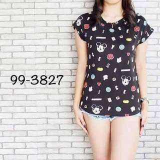 Classic Blouse 2 (Mickey Mouse Collection)