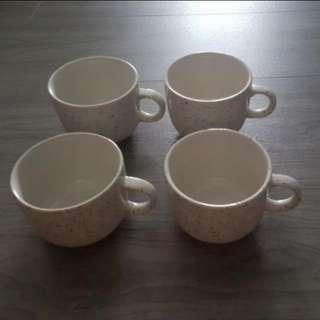 4pcs Coffee/Tea Cup