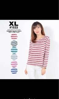 Stripe Comfy Top