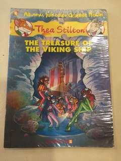 Thea Stilton comic