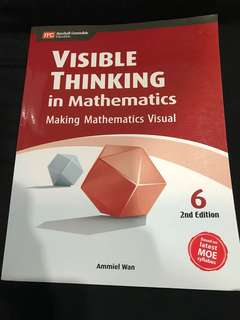 P6 Math Assessment Bk- Visible Thinking 2nd Edition