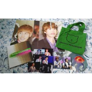 [FANSITE GOODS] My Evil Black - Super Junior Kyuhyun & Sungmin Photobook