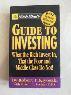 Guide to Investing by Robert Kiyosaki