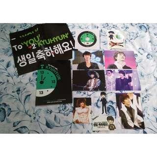 [FANSITE GOODS] 2Kyuhyun - 24 Hours with Kyuhyun Mini Photobook + DVD (Super Junior Kyuhyun)