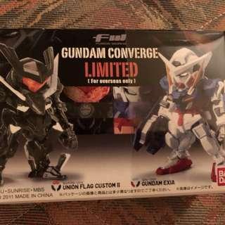 Gundam Converge Limited Union Flag Exia
