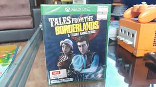 Tales From Borderlands (Brand New Sealed)