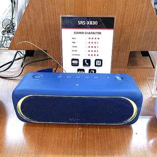 DP 0% Sony SRS-XB30 Kredit Tanpa Kartu Kredit
