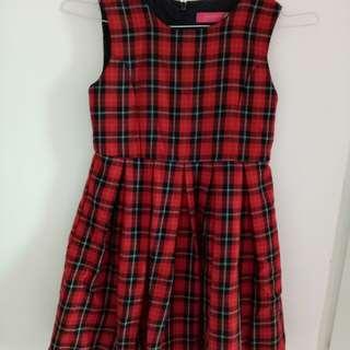 Juniors English Classic dress