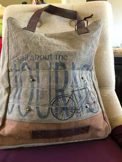 Mona B All About The Journey Tote Bag