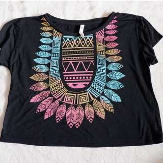 Kitschen Tribal Cotton Top