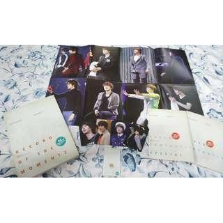 [FANSITE GOODS] SECRET880203 Record of the Moment Photobook + DVD (Super Junior Kyuhyun)