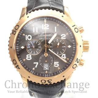 Pre Owned Breguet Watch Type XXI Flyback Chronograph