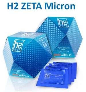 H2 Zeta Micron water