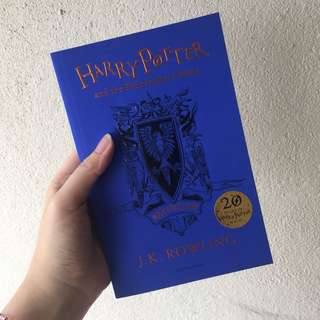[Brand New] Harry Potter and the Philosopher's Stone *20 years anniversary Ravenclaw edition*