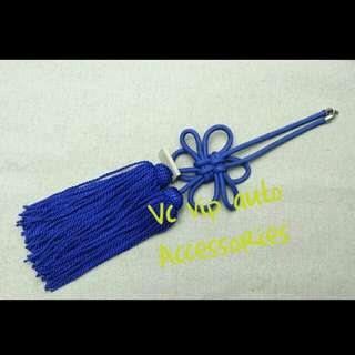 Jp rope with blue fusa knot set