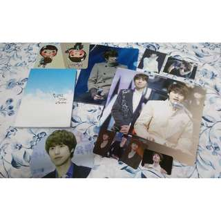 [FANSITE GOODS} HoneyMallow 1st Photobook (Super Junior Kyuhyun)