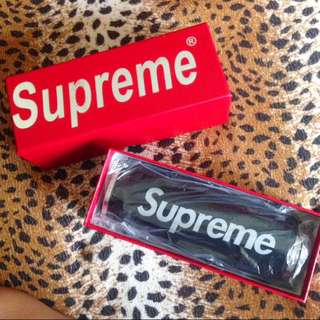Supreme Stainless Steel Water Bottle