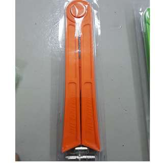 motocross Stand orange color