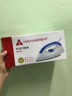 Hanabishi Flat Iron