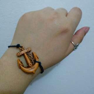 Anchor Bracelet W/R