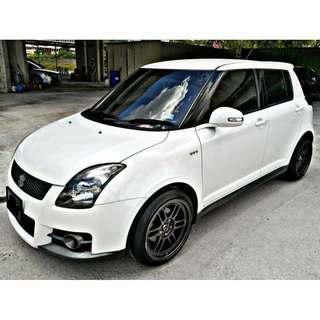 SUZUKI SWIFT SPORT 1.6 (M) -2009