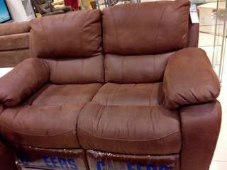 MACLAINE SOFA 2S RC BROWN#803(U/2)