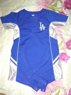 Jersey Romper for boys 18-24 months