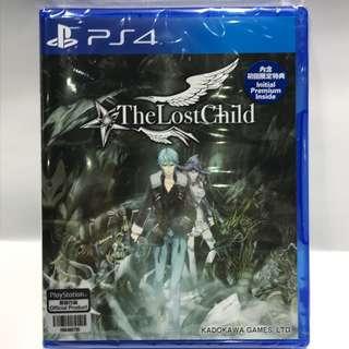 二手 PS4 失落之子 (中文版) Second-hand PS4 The Lost Child (CHI) 有Code