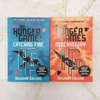 Set of 2 Hunger Games