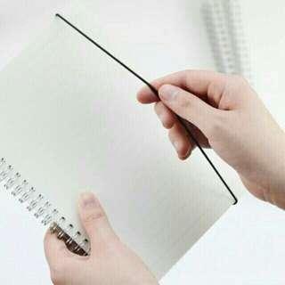 Muji Notebooks (A5)
