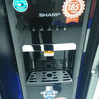 Sharp dispenser swd66ehlbpbs