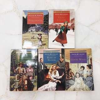 Set of 5 Puffin Classics