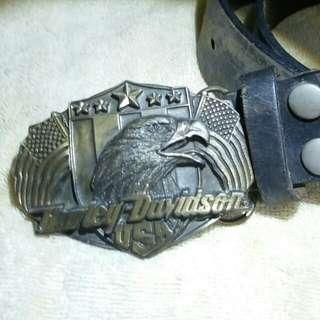 Harley Davidson(皮帶)