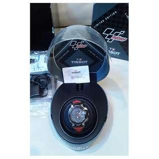 Jam tangan pria TISSOT T-RACE MOTO GP Limited Edition baru serpong