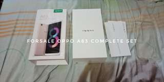 Forsale Oppo A83