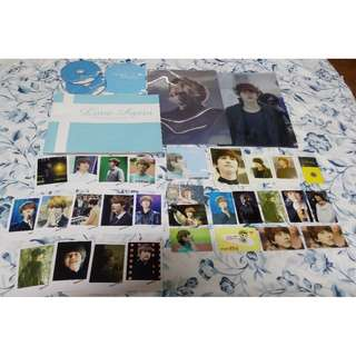 [FANSITE GOODS] BabyKyu0203 Photobook + DVD (Super Junior Kyuhyun)