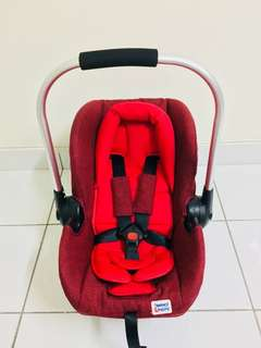 Sweet Cherry SCR7 Carrier Carseat