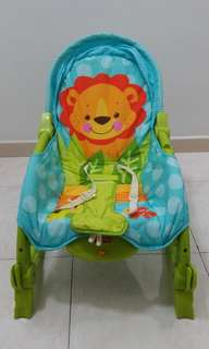 Fisher Price Baby Rocker and feeding chair