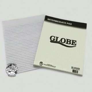 Globe Brand Intermediate Pad 90 Leaves