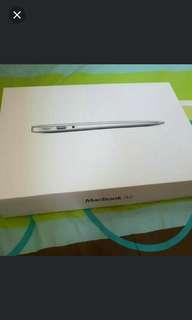MacBook Air, 2015 model