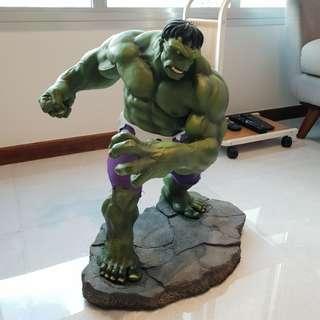 Sideshow OG Hulk Statue