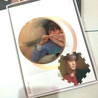 Wanna One - I Promise You Day Ver. Tazzo Card and Mirror Card