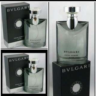 BVLGARI SOIR Pour Homme 100ML Men Perfume US BOUGHT ORIGINAL