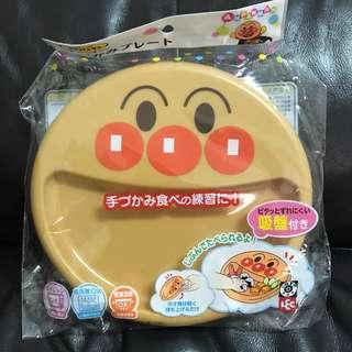 日本帶回 麵包超人餐盤 餐具