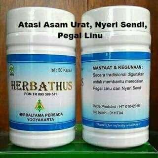 Herbatus nasa herbal, (obat tulang dn sendi)