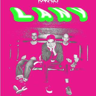 Selling Patron A tix for Lany Concert on April 5